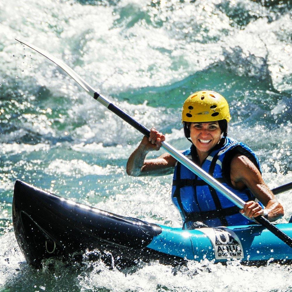 Kayaking in Castellane