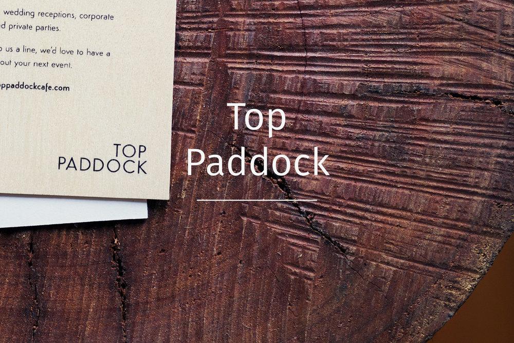 top Paddock
