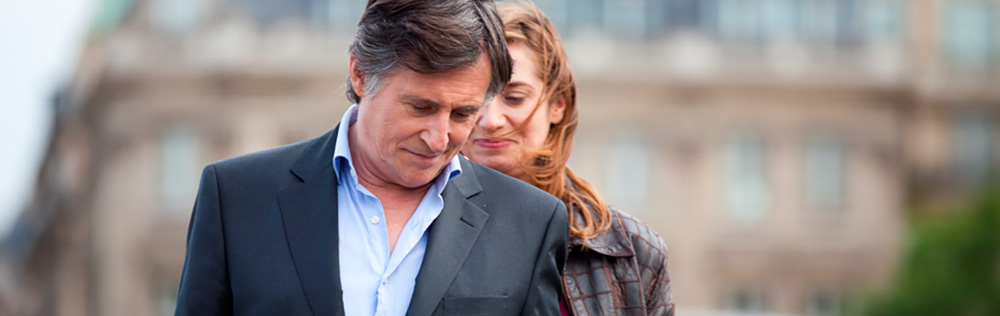 Le temps de l'aventure  (2013): Poor Gabriel Byrne just needs some rest.