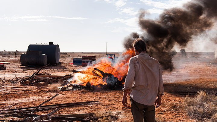 The Rover  (2014): Guy Pearce