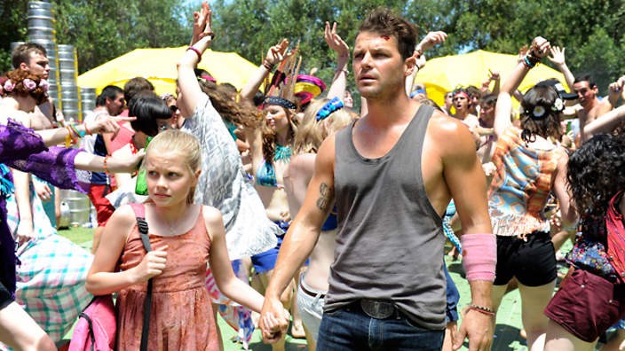 These Final Hours  (2014): Nathan Phillips and Angourie Rice.