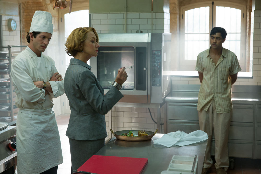 Hundred Foot Journey  (2014)