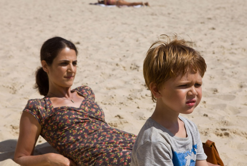 The Kindergarten Teacher (2014): Sarit Larry and Avi Shnaidman.