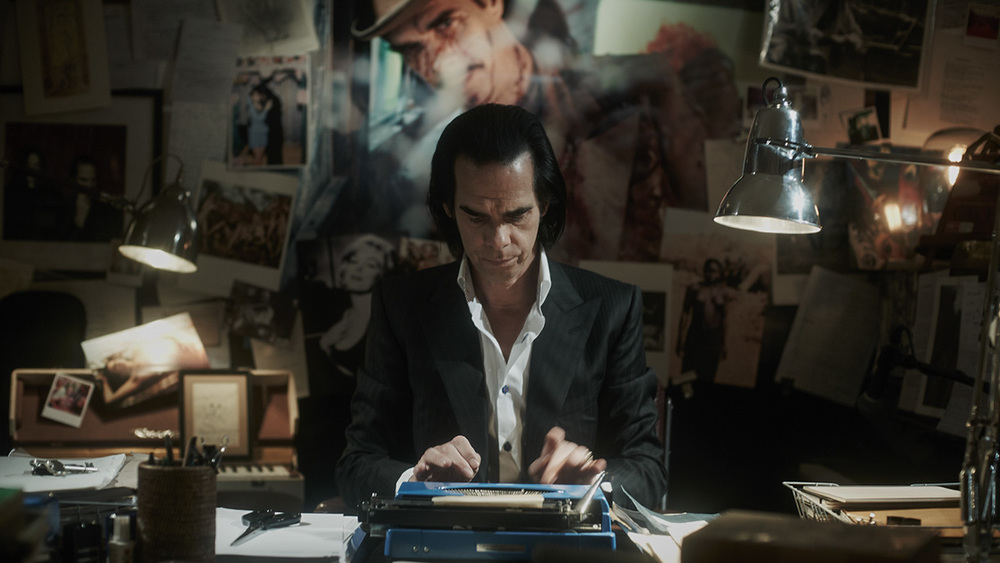 20,000 Days on Earth  (2014): Nick Cave.