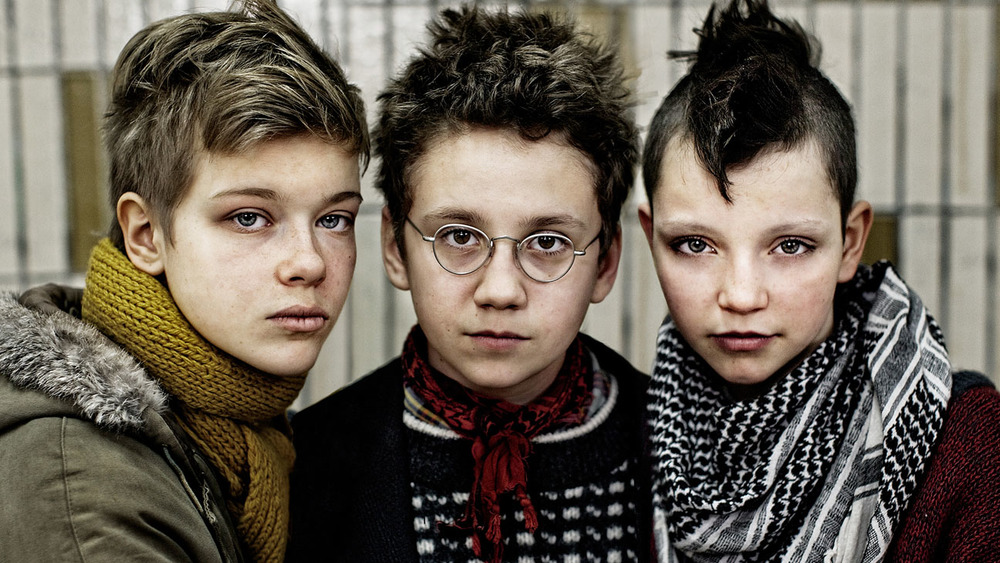 We Are The Best! (2013): Liv LeMoyne,  Mira Barkhammar, Mira Grosin.