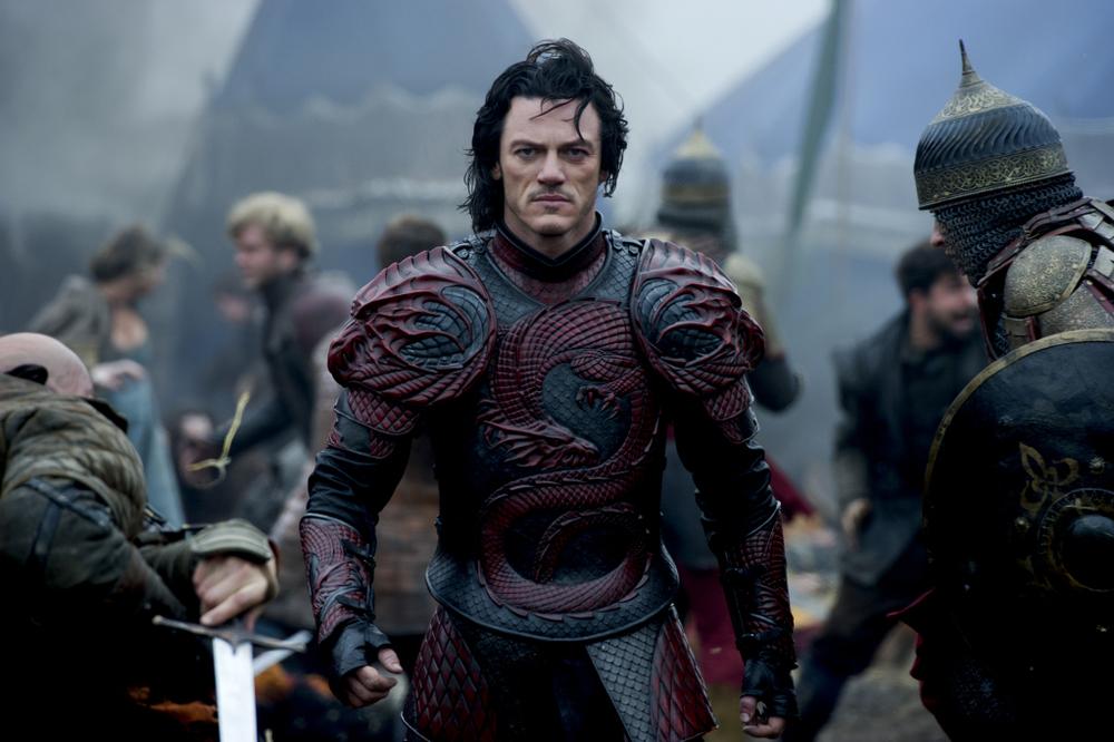 Dracula Untold(2014): Luke Evans.