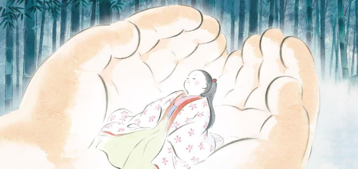 The Tale of Princess Kaguya (2014)
