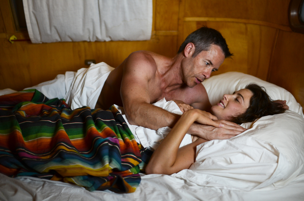Results  (2015): Guy Pearce and Cobie Smulders.