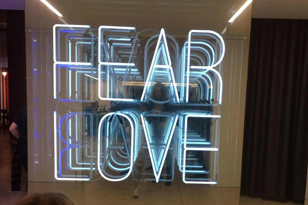 Fear and Love