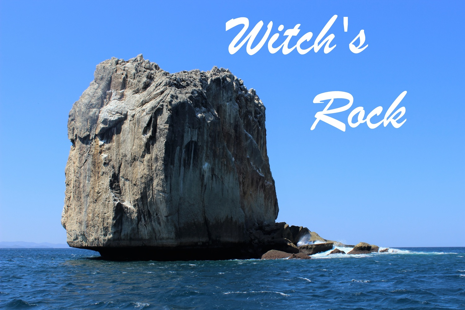 Witch's Rock —