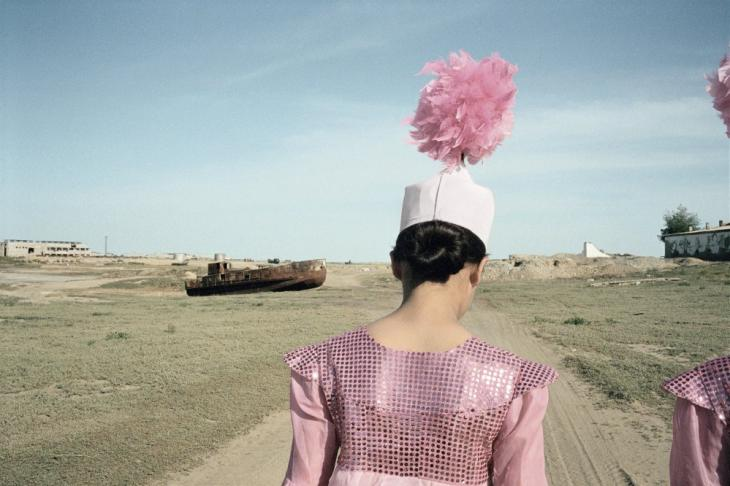 tonguedepressors: Claudine Doury Loulan Beauty Kirghizstan 2007