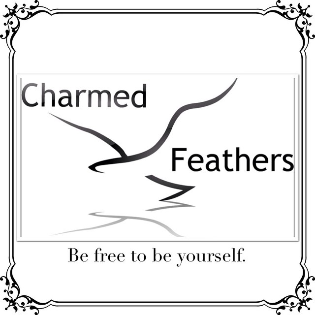 Be Free to Be Yourself. #charmedlife #charmedfeathers #howtoliveacharmedlife #doyou