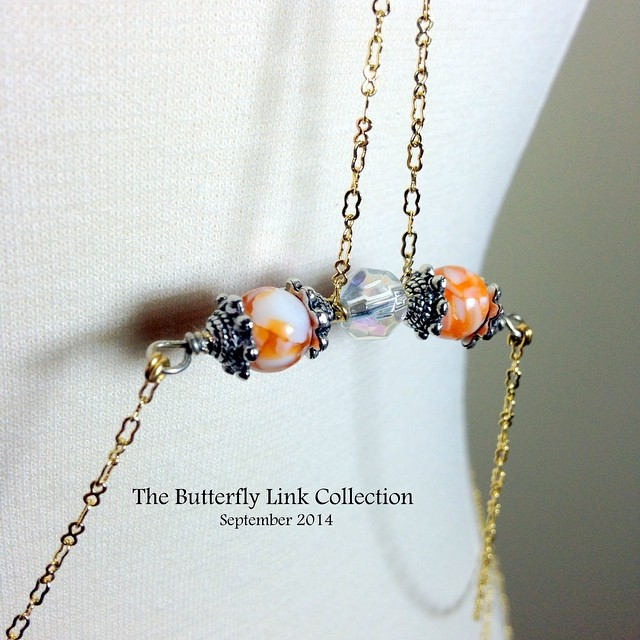 The 'Butterfly' Link Collection  is a graduated celebration of my original body jewelry line. When you buy a butterfly link you're not only buying a charming piece of jewelry. You're also buying the history and heart of my previous body chains. So look out for the release of The Butterfly Link Collection happening in a few weeks.  #charmedfeathers #charmed #newcollection #bodychains #thebutterflylink  #thebutterflylinkcollection