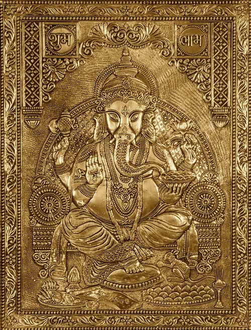 allanovitch :     GoldGanesh