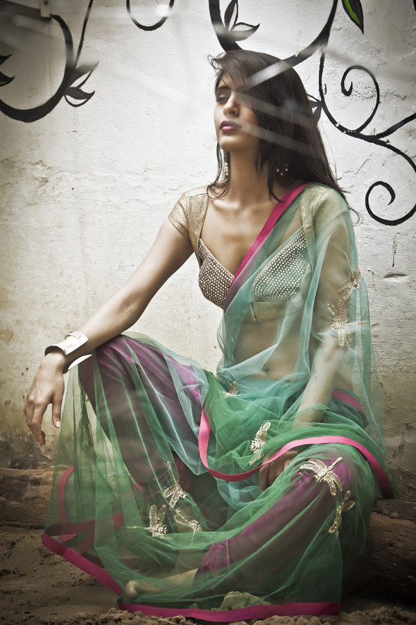 beautifulindianbrides: Outfit by:Anjali Sharma