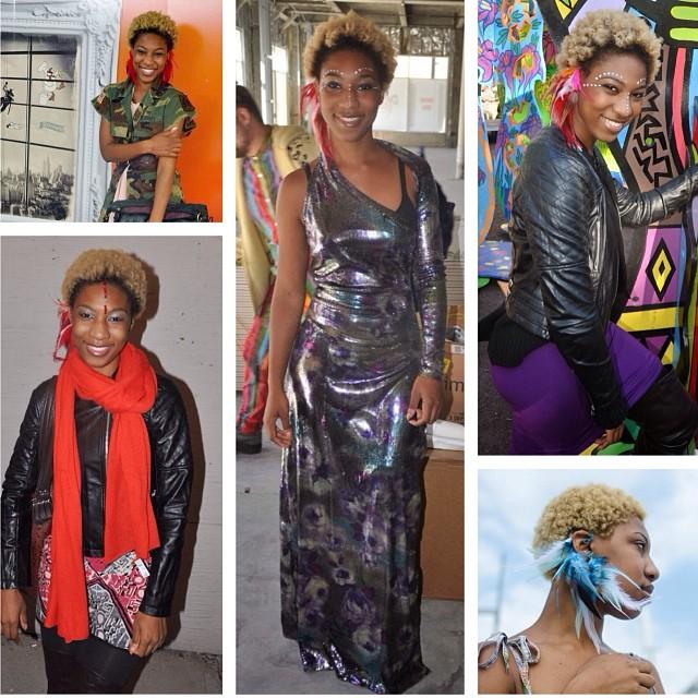 Designer @charmedfeathers #charmedfeathers #creator #rebekahchristie #artists #designers #feathers #potd #womeninbusiness #curlbox #bosslady #bgki #natural