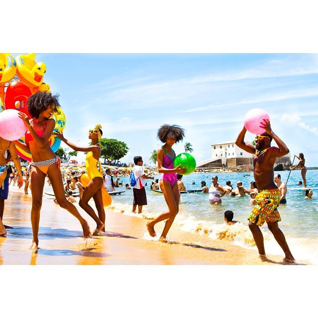 A day without color is a day wasted. Saying goodbye to the Summer. #livecolorfully #becolorful #fun #beach #laughter