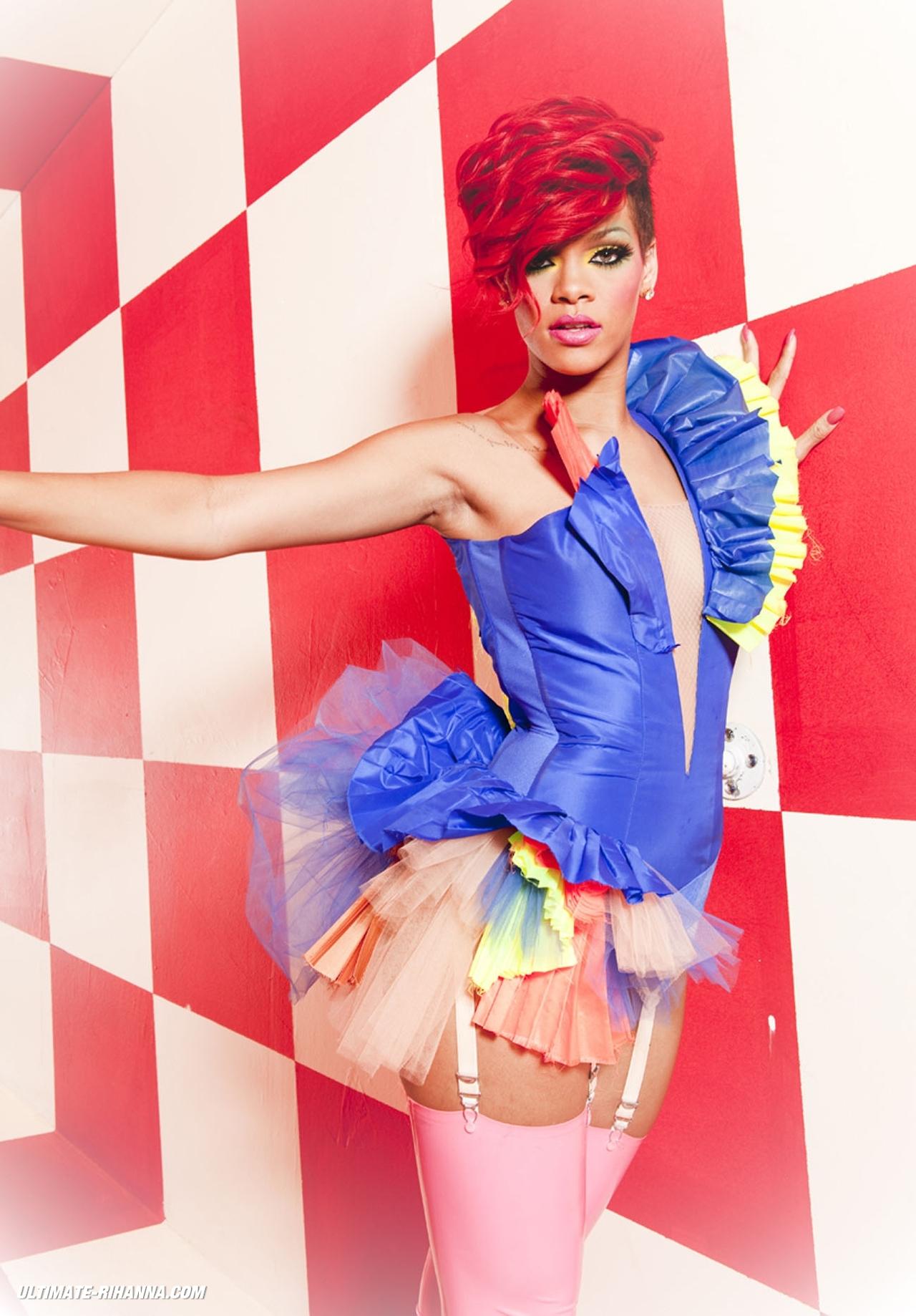 Rihanna Doritos Promo