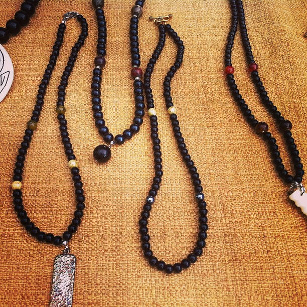 All men's necklaces 40%   Www.charmedfeathers.com  #charmedfeathers #jewerlydesigner #mensaccessories #brooklyn