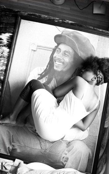 lolitaapplebum: I reblog everytime, so beautiful. Mr. Marley's daughter.