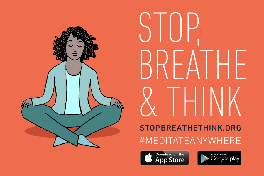 Stop Breathe And Think