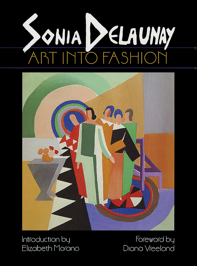 Art into Fashion, Sonia Delaunay