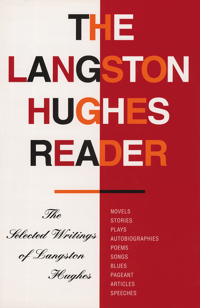 Langston Hughes Reader