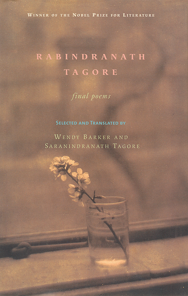 Tagore: Final Poems