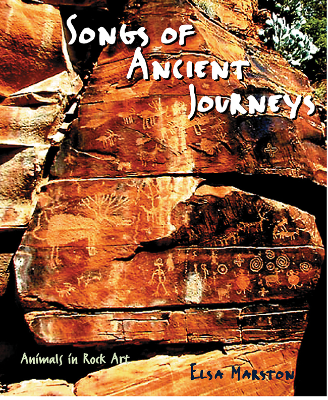 Songs of Ancient Journeys: Animals in Rock Art