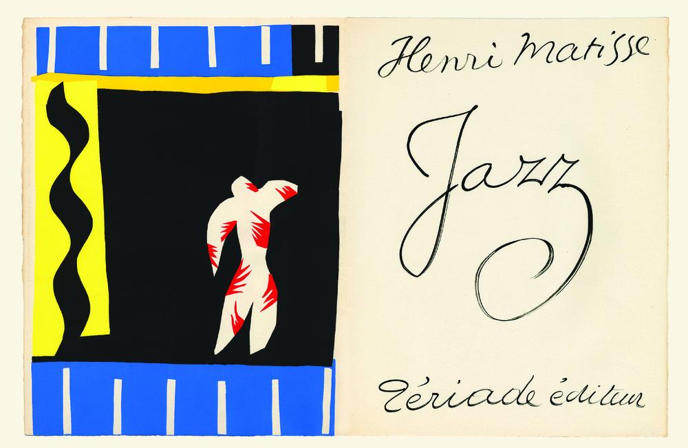 Jazz, Henri Matisse. $19.95