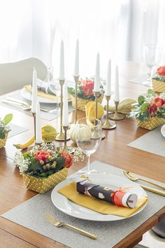 Dream Green DIY Tablescape