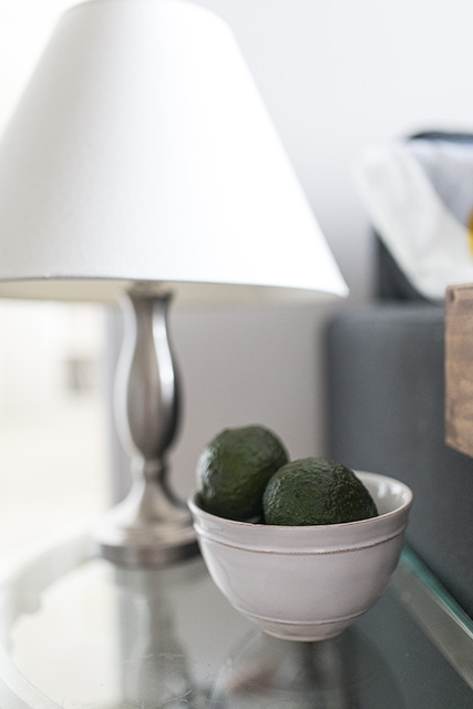 Decorate with Fruit-Bowl of Avocados