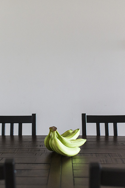 Decorate with Fruit-Bananas