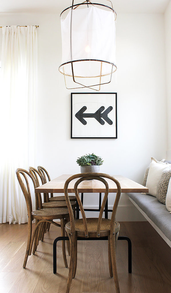Whitney Donáe - Why This Room Works: Tranquil Dining Nook