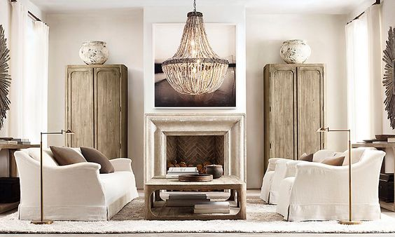 via: Restoration Hardware