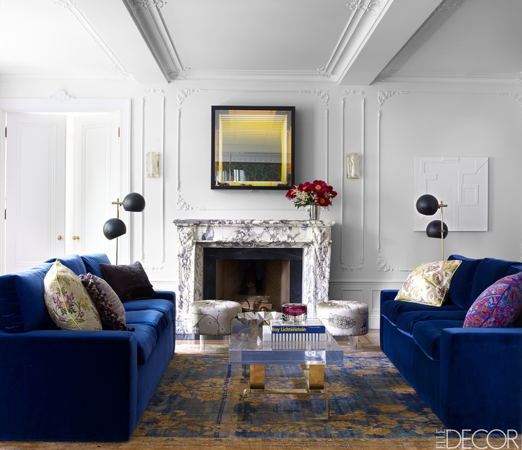 Interior Design Principles: Creating Emphasis in Your Rooms with a ...