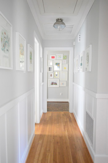 Why This Room Works: Neutral Hallway