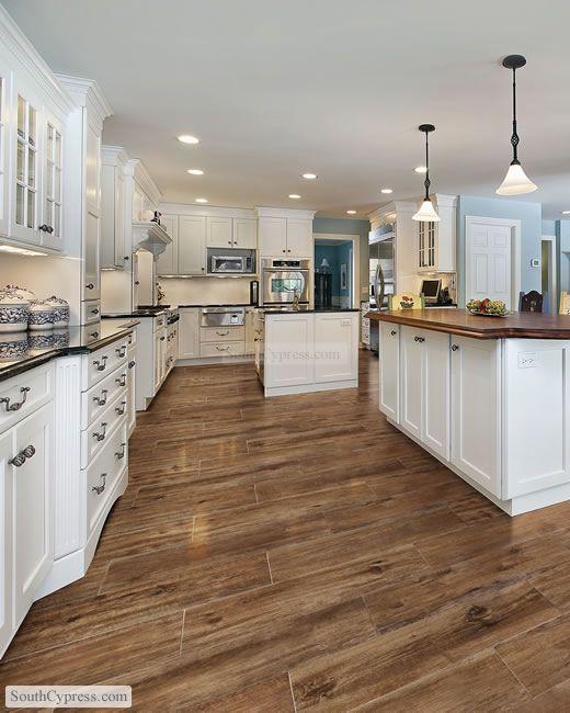 porcelain wood tile inspiration whitken co rh whitkenandco com  wood kitchen floors vs tile