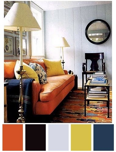 New Color Palette for the #TheShorttPickensHouse