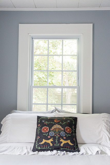 Pickens House Guest Bedroom Progress