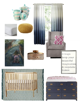 March Blog Mood Board - whitneydonae.com