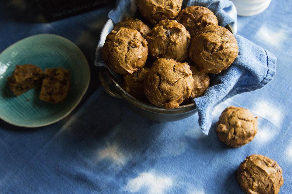 Harvest Pumpkin Muffins