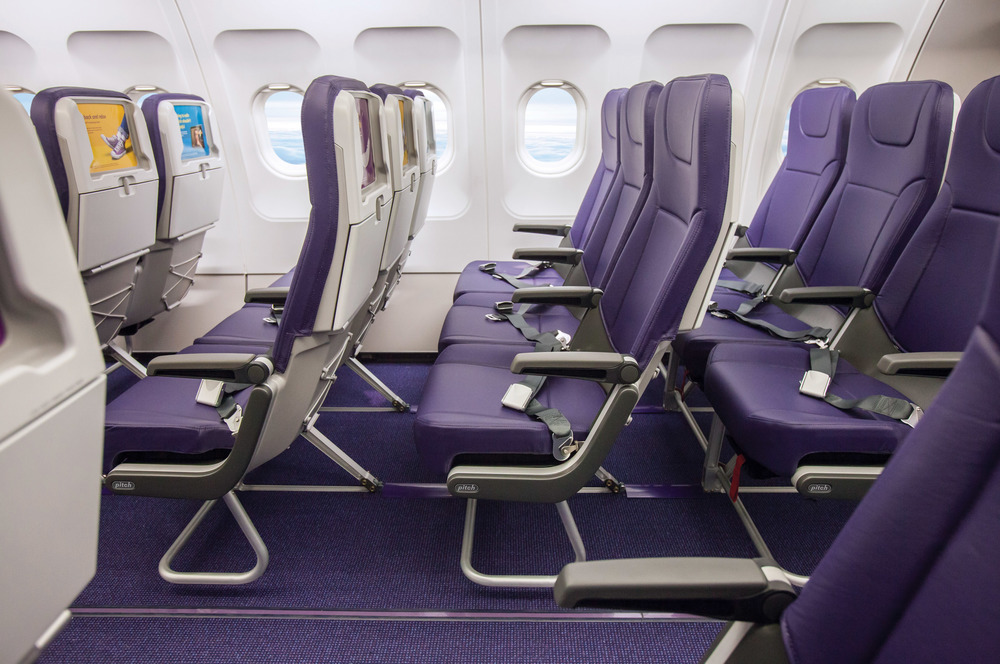 News Pitch Aircraft Seating