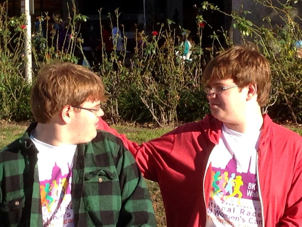 Ethan & Zachary