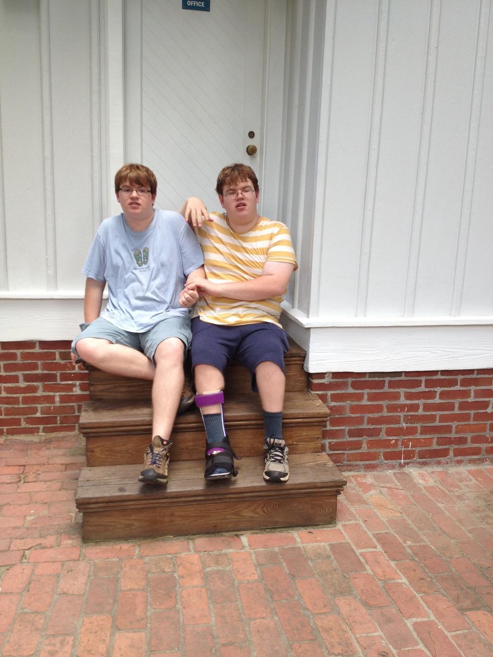 Zachary & Ethan