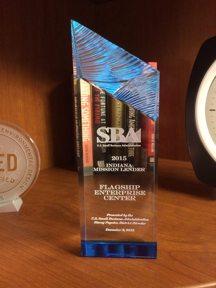 FEC wins SBA's inaugural Indiana Missions Lender Award