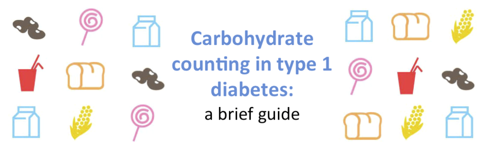 Click here to open the 'Carb counting in type 1 diabetes' page