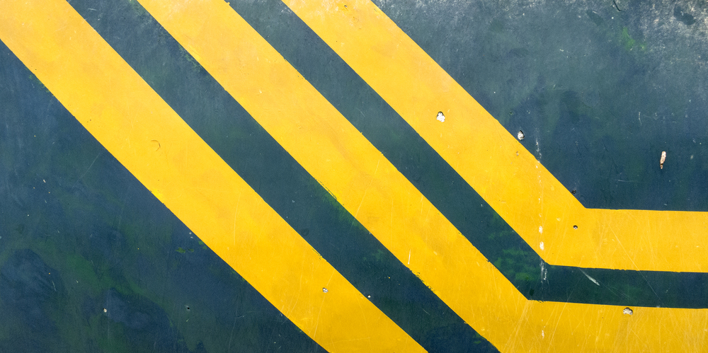 Three Yellow Stripes, 2013