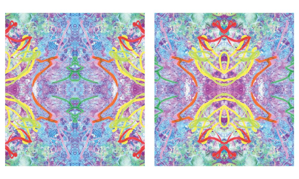 Elevated Scribbles — Paul Morris