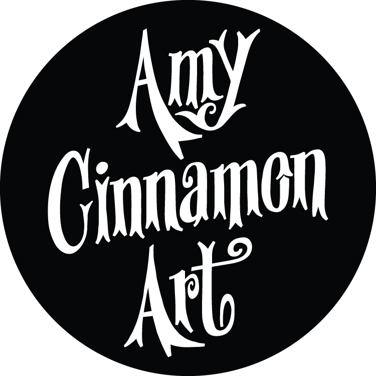Amy Cinnamon Art